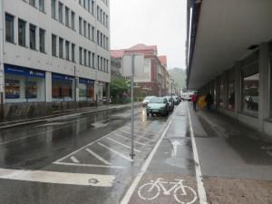 Maribor am Nachmittag