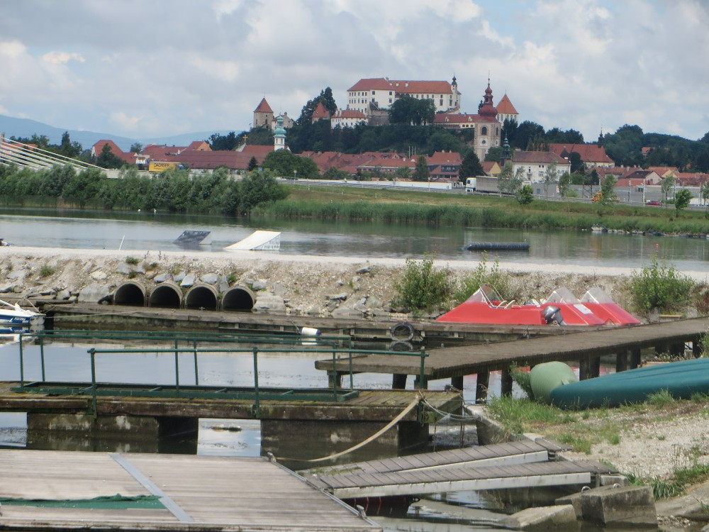 Ptuj, Burg